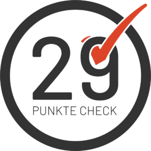 29 punkte check